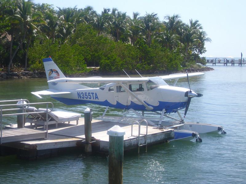 seaplane flights from miami to key west